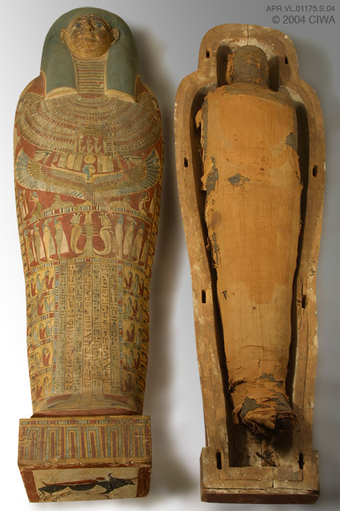 egypt mummy coffin - photo #12